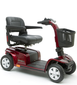 4 wheel scooters for Motorized scooter rental las vegas